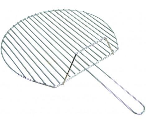 Imex El Zorro Barbacoa redonda con soporte para paella 71581