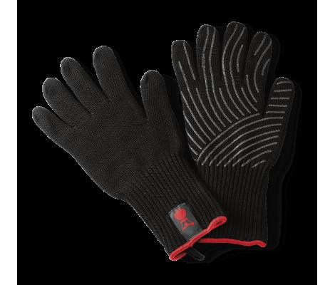 Weber Par de guantes premium S/M 6669