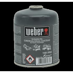 Bombona de gas pequeña Weber 445 g