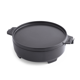 Olla 2 en1 Weber Gourmet BBQ System 8857
