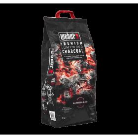 Carbón Vegetal Weber Premium 5 Kg