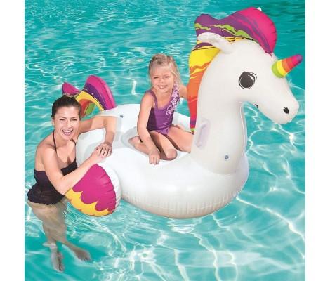 Bestway Flotador Unicornio 150x117 cm