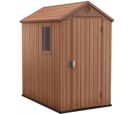 Caseta de jardín Keter Darwin 184x126xH205 cm