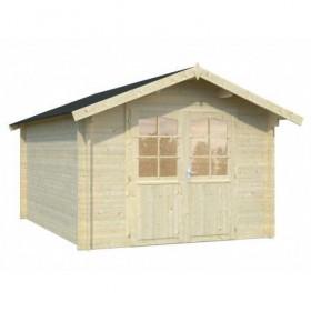 Cabaña de madera Palmako lotta 10.0 m2  295 x 400 cm