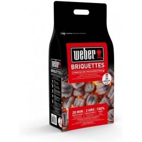 Weber Saco de briquetas de carbón Premium