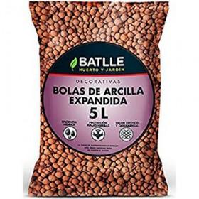 Sustrato Bolas de Arcilla expandida 5l