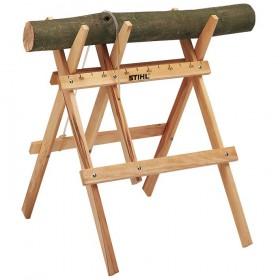 STIHL Caballete de madera