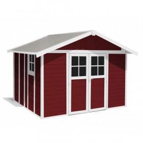 Caseta de PVC Grosfillex Deco 7,5 m2