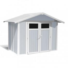 Caseta de PVC Grosfillex Utility 4,9 m2