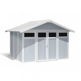 Caseta de PVC Grosfillex Utility 7,5 m2