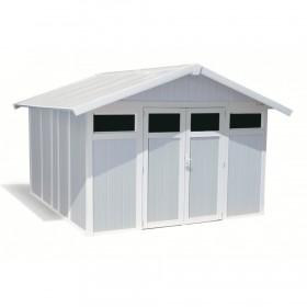 Caseta de PVC Grosfillex Utility 11 m²