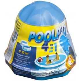 POOLP'O Gre Dosificador flotante  para piscinas desmontables