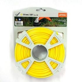 Hilo de Corte STIHL redondo  Ø 3,0 mm amarillo