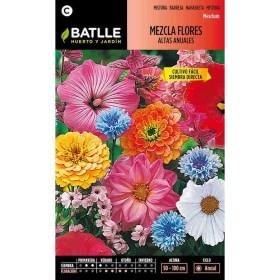 Semillas de Mezcla de Flores altas anuales Batlle
