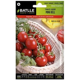Semillas de Tomate Cherry Mini Bell Batlle