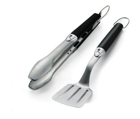 Weber Juego de 2 utensilios Premium 6645