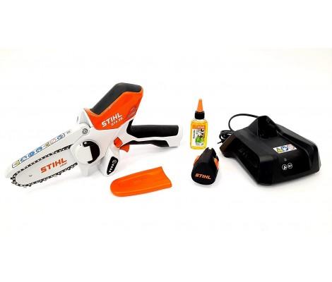 KIT Mini sierra STIHL GTA 26 Motosierra con Batería y Cargador
