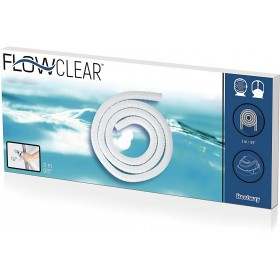 Bestway Manguera Flowclear 3m  Ø 32 mm